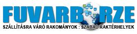 Térképes Fuvarbörze: Fuvar feladatok és szabad raktérhelyek keresése és meghirdetése.